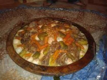 Couscous de Laghouat