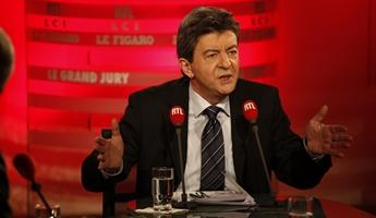 Jean-Luc Mélenchon RTL Grand Jury