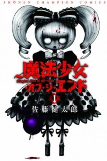 Mahou Shoujo of the End tome 1