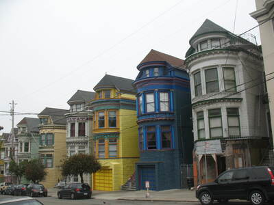 San Francisco 2/3