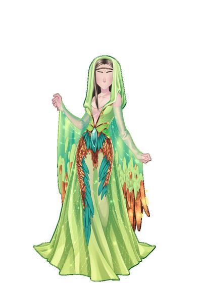 Sky Priestess - Leiftan