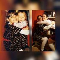 Mes Nièces Chrystelle et Elodie Roy