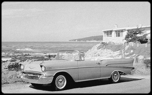 1950' car