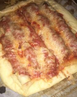 [ Recette ] Pizza Knaki