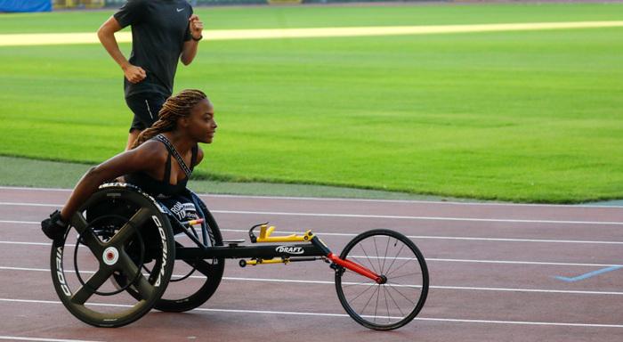 Wolu1200 : Léa Bayekula, remporte la médaille de bronze aux Championnats d'Europe de para-athlétisme