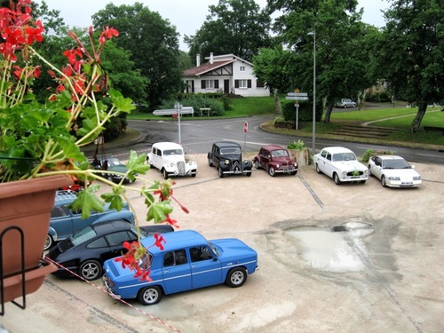9 juin 2013 : Expo vide grenier à Maurrin