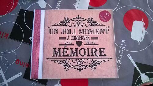 déco tables ou souvenirs