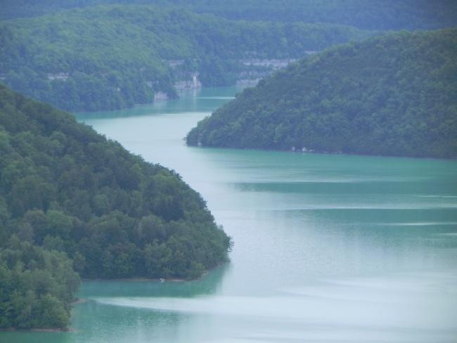 lac du Louroux et test divers