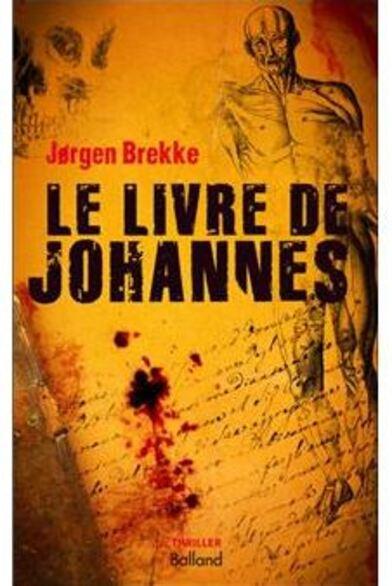 avis sur Le livre de Johannes de Jorgen Brekke