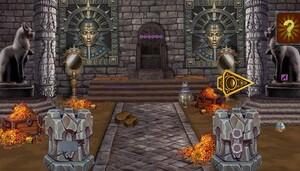 Jouer à Escape from ancien treasures house