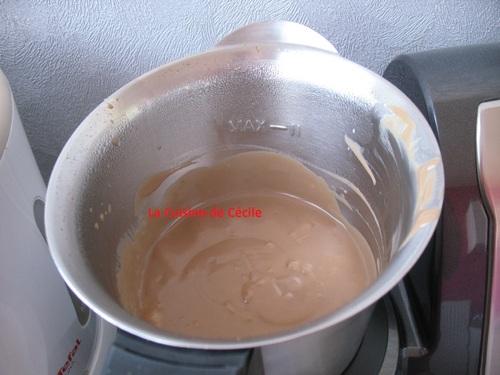 Crème aux carambars