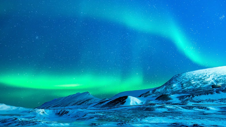 aurore polaire - defi