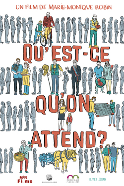 "Projection ""Qu'est-ce qu'on attend?"""