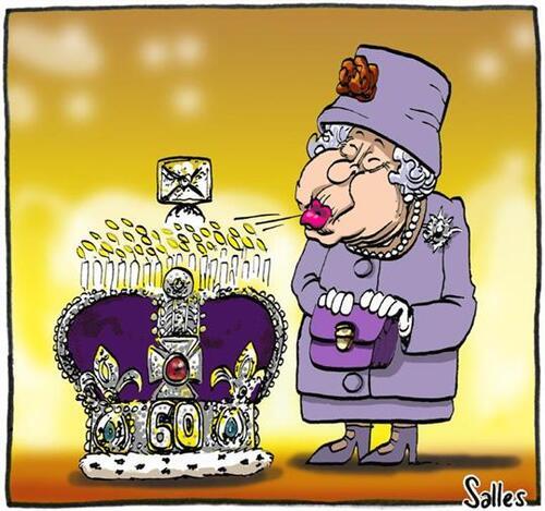 Royaume-Uni : le jubilé de la reine