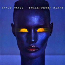 Grace Jones - Bulletproof Heart - Complete LP