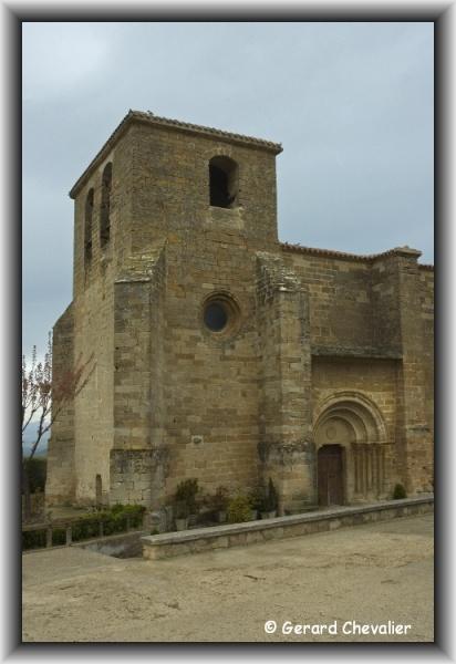 Etape Pamplona - Puente la Reina