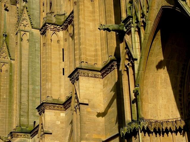 Gargouilles de Metz 16 Marc de Metz 2012
