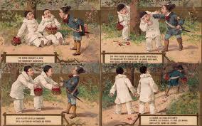 L'histoire du Bon Marché...les chromos