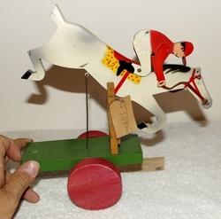 0A220   jockey d'obstacle (C.I.J.)