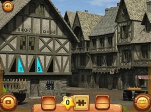Jouer à Medieval square escape