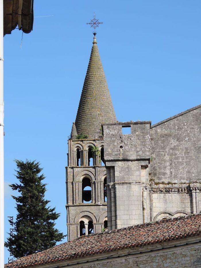 l'abbaye de Saint Etienne de Bassac  (16)