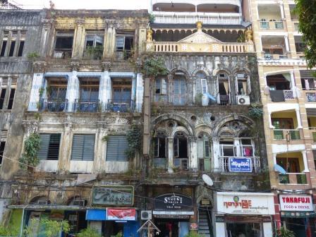 Birmanie - Rangoon
