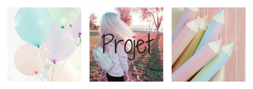 Projet | Un groupe de danse