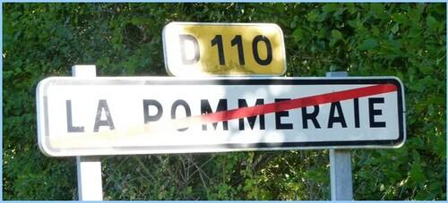 Un très beau trompe l'oeil en Poitou Charente