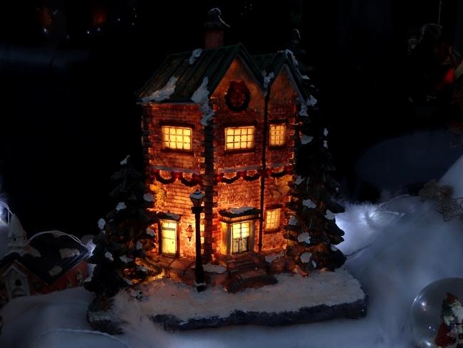 Des décors de vitrines de fêtes...
