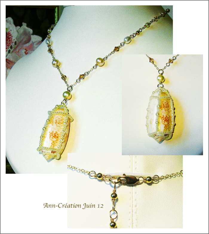 Collier Coquillage