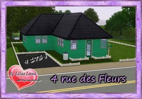 ♥ 4 rue des Fleurs ♥