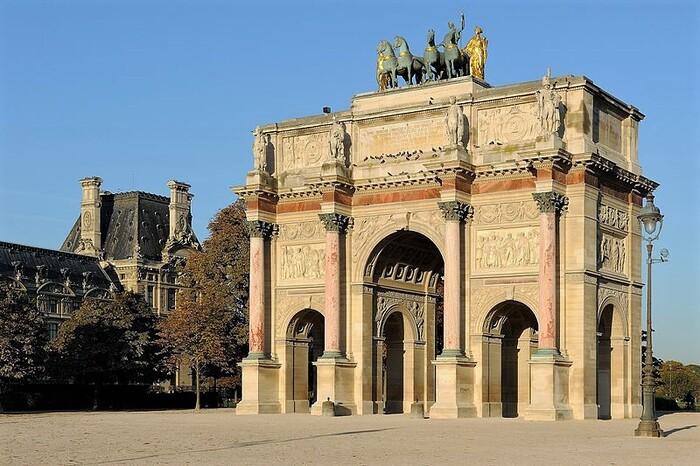 Les portes de Paris : les quatre arcs de triomphe de la capitale !