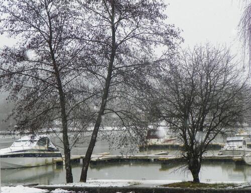 Le port de Murs-et-Géligneux