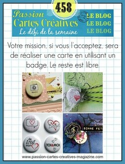 Passion Cartes Créatives #458