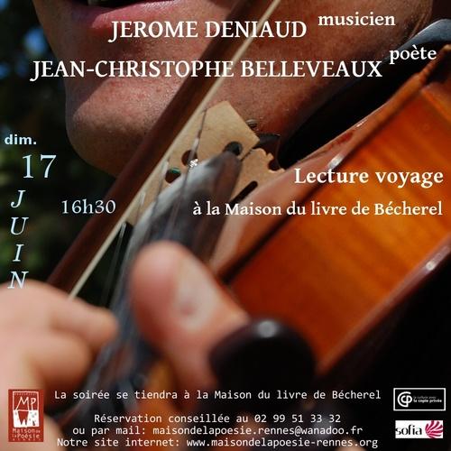 Jean-Christophe Belleveaux (Bécherel, le 17 juin 2012)