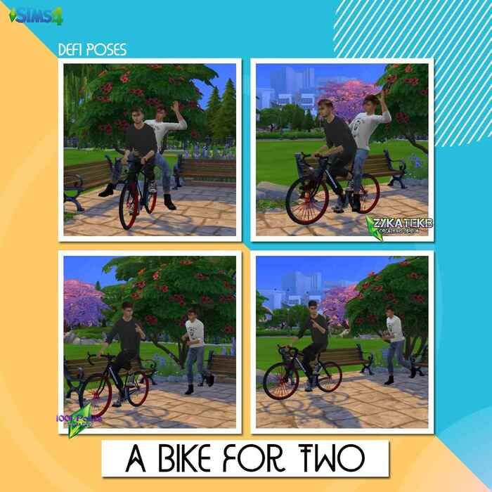 A bike for two