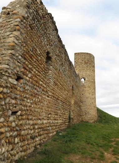 Le château de Mercurol