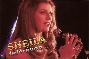 SHEILA à l'OLYMPIA, Laisse-toi rêver... Mise à jour !!!