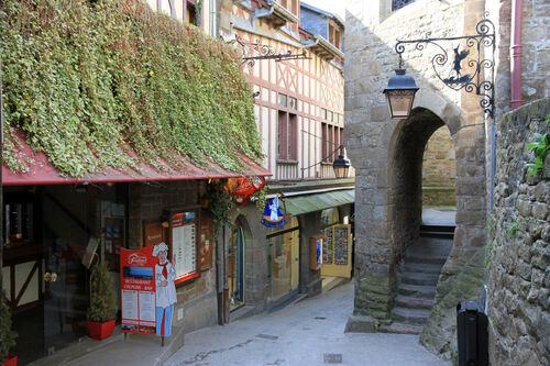 2 Le Mont Saint Michel