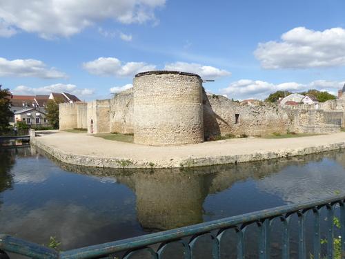 Journée du patrimoine au château de Brie-Comte-Robert (77)