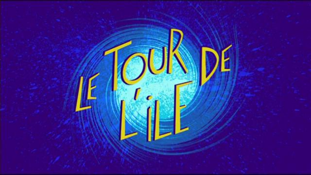 127 LE TOUR DE L'ÎLE
