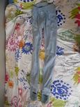 Tregging bleu clair & Bensimon bleu jean