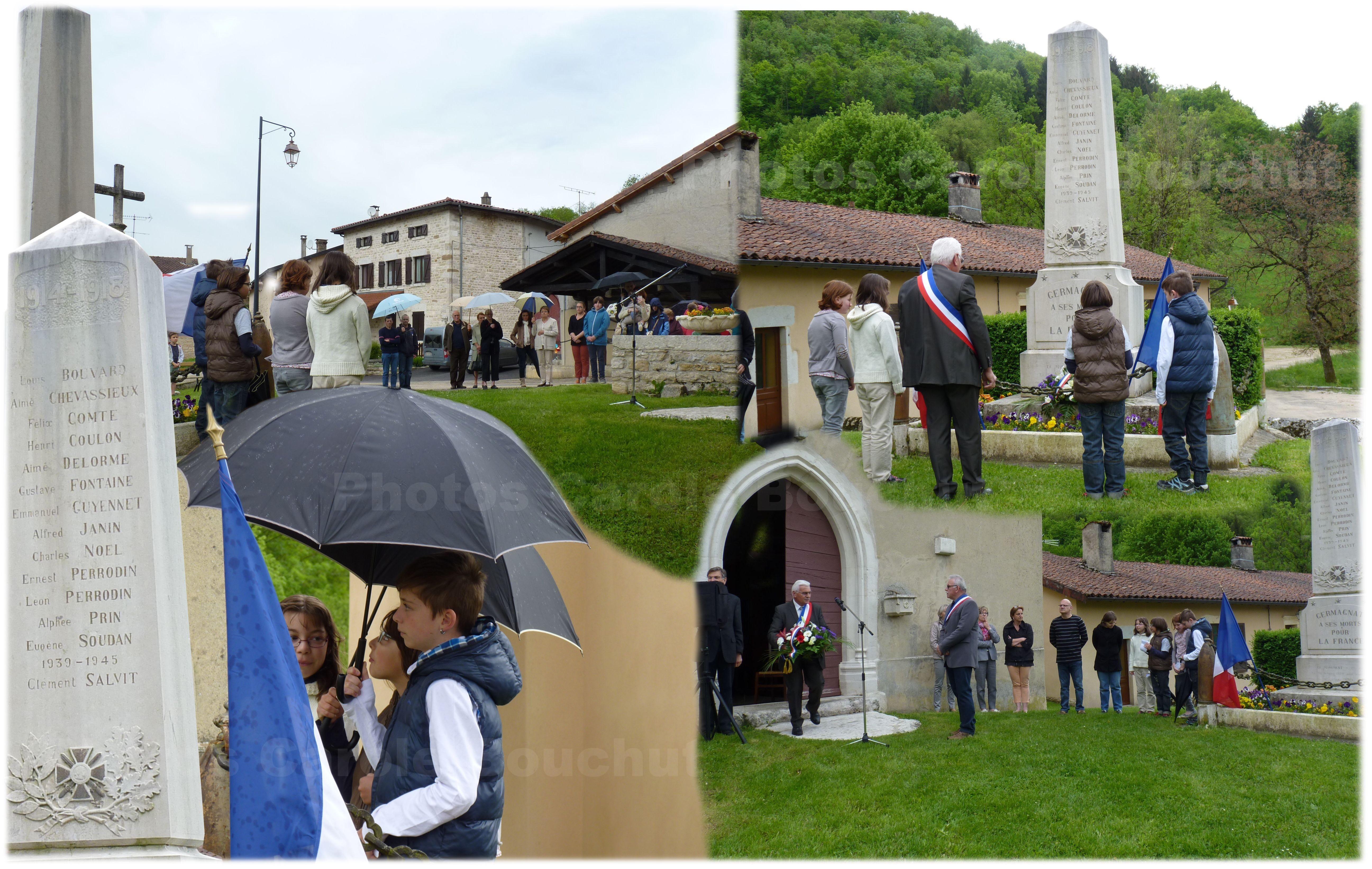 Commémoration 8 mai 1945 - 2015