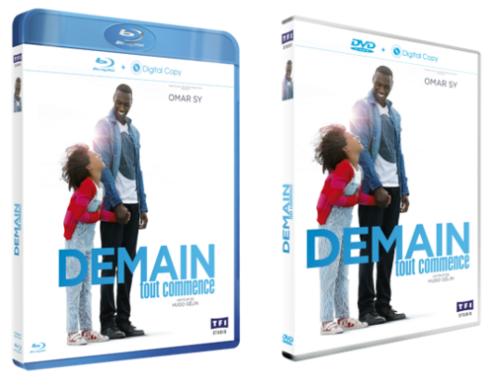 DEMAIN TOUT COMMENCE, disponible en DVD, Blu-ray et VOD le 7 avril 2017 !
