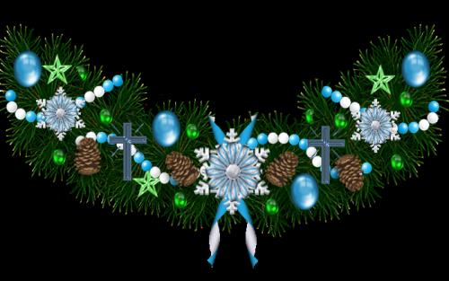 Guirlande de Noël etc 2