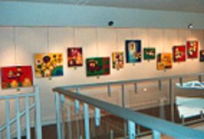 CV complet - expositions  Pikinasso - 2000 GUALLINO