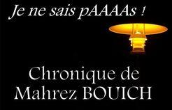 Chronique: L'Algérie entre la disproportionnalité des mots et la démesure des pratiques