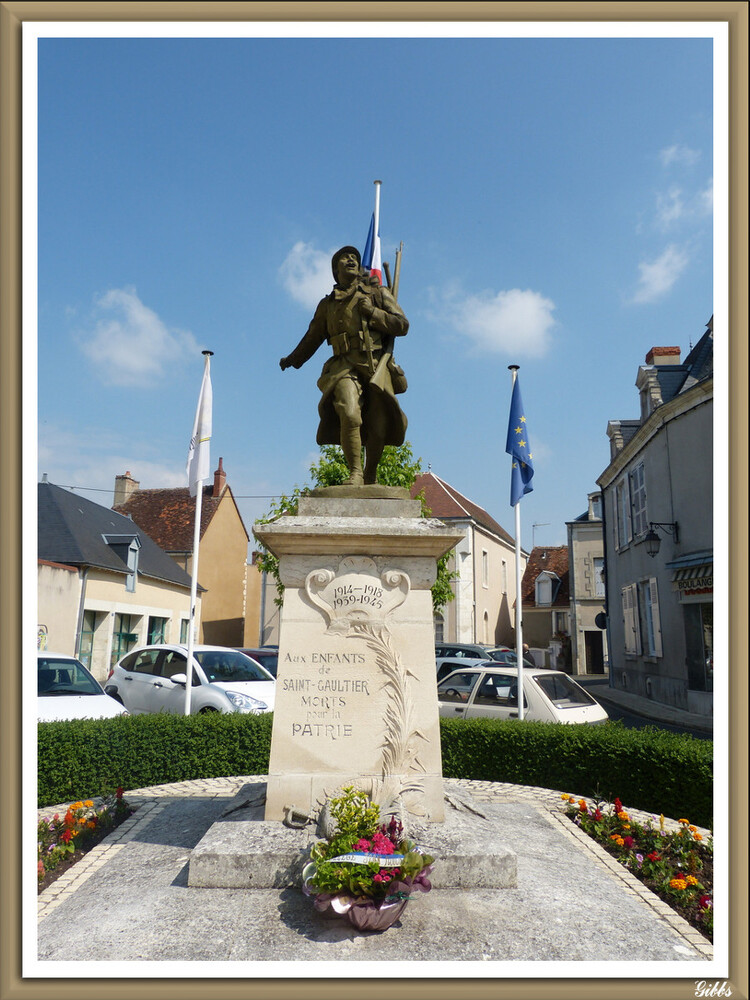 Saint Gaulthier (indre)