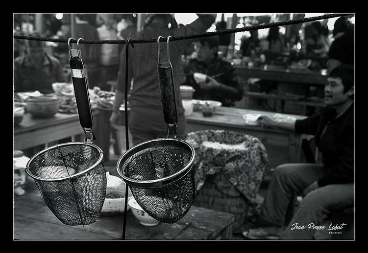 Agapes et ripailles de H'Mong