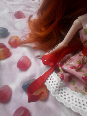 4e Séance • Candy Candy ♪
